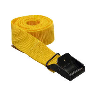 Fasty 1.5m x 25mm Yellow 400kg AgBoss Fasty Tie-Down Strap