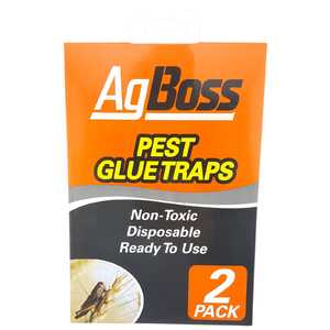 AgBoss Sticky Pest Glue Traps