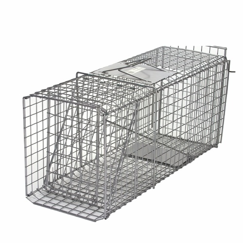 AgBoss Collapsible Animal Trap - 66 x 30 x 23cm