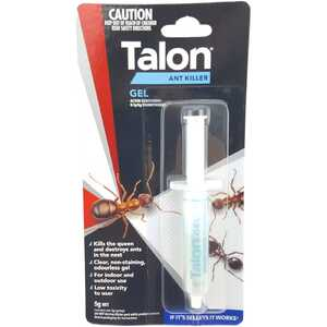 Talon Ant Killer Gel 5g Syringe