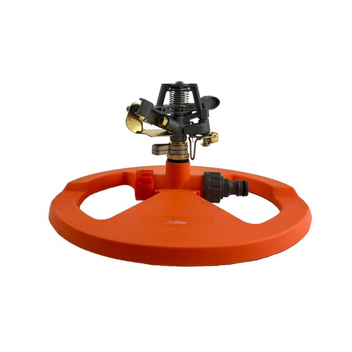 AgBoss Impact Sprinkler Head & Sprinkler PT Base