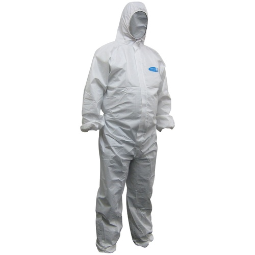 Maxisafe XLarge Koolguard Laminated Disposable Coveralls