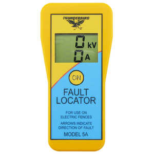 Thunderbird EF-5A Fault Locator Electric Fence Tester