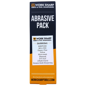 Work Sharp Ceramic Sharpening Belt Kit 2 Pack