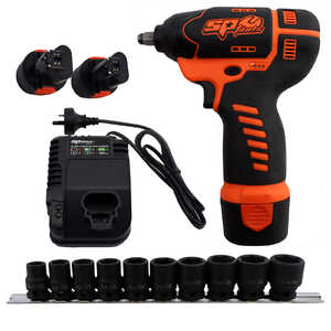 "SP Tools 12v Mini Impact Wrench 3/8"" Drive"