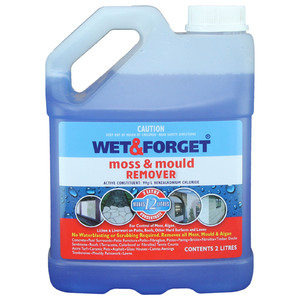 Wet & Forget 2L Moss and Mould Remover